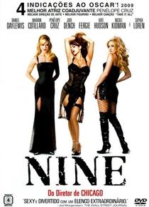 Nine - Poster / Capa / Cartaz - Oficial 14