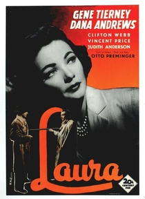 Laura - Poster / Capa / Cartaz - Oficial 1