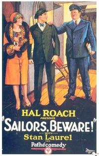 O Herói do Navio - Poster / Capa / Cartaz - Oficial 1