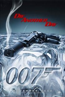 007 - Um Novo Dia Para Morrer - Poster / Capa / Cartaz - Oficial 4