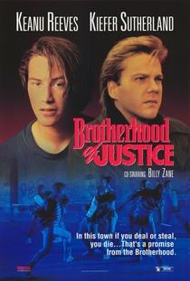 A Irmandade da Justiça - Poster / Capa / Cartaz - Oficial 4