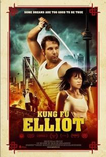 Kung Fu Elliot - Poster / Capa / Cartaz - Oficial 2