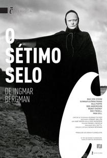 O Sétimo Selo - Poster / Capa / Cartaz - Oficial 14