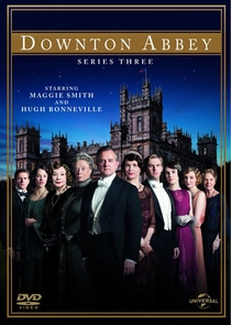 Downton Abbey (3ª Temporada) - Poster / Capa / Cartaz - Oficial 3