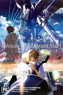 Vozes de uma Estrela Distante - Poster / Capa / Cartaz - Oficial 3