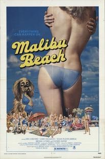 Malibu Beach - Poster / Capa / Cartaz - Oficial 1