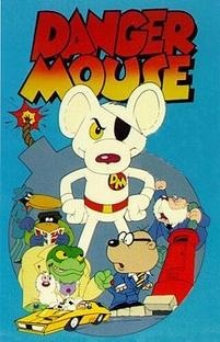 Danger Mouse - Poster / Capa / Cartaz - Oficial 1