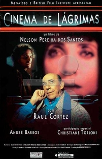 Cinema de Lágrimas - Poster / Capa / Cartaz - Oficial 1
