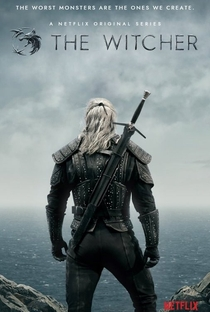 The Witcher (1ª Temporada) - Poster / Capa / Cartaz - Oficial 1