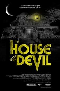 A Casa do Demônio - Poster / Capa / Cartaz - Oficial 10