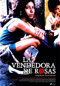 A vendedora de rosas - Poster / Capa / Cartaz - Oficial 1