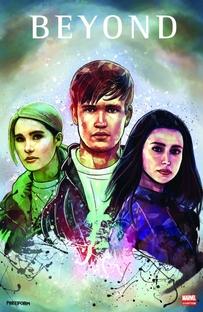 Beyond (2ª Temporada) - Poster / Capa / Cartaz - Oficial 2