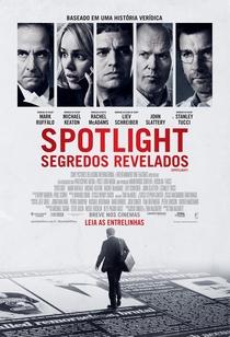 Spotlight - Segredos Revelados - Poster / Capa / Cartaz - Oficial 3