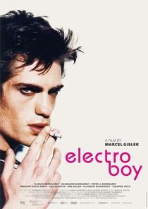 Electroboy - Poster / Capa / Cartaz - Oficial 1