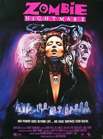 Zombie Nightmare - Poster / Capa / Cartaz - Oficial 1