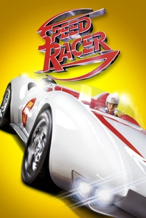 Speed Racer - Poster / Capa / Cartaz - Oficial 12