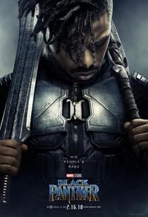Pantera Negra - Poster / Capa / Cartaz - Oficial 14