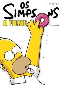 Os Simpsons: O Filme - Poster / Capa / Cartaz - Oficial 4