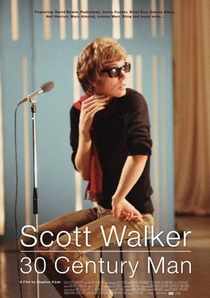 Scott Walker: 30 Century Man - Poster / Capa / Cartaz - Oficial 1