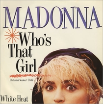 Quem é Essa Garota? - Poster / Capa / Cartaz - Oficial 3