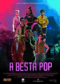 A Besta Pop - Poster / Capa / Cartaz - Oficial 1