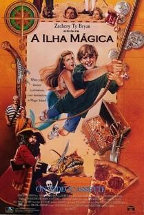 A Ilha Mágica - Poster / Capa / Cartaz - Oficial 1