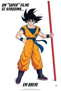 Dragon Ball Super: Broly - Poster / Capa / Cartaz - Oficial 6