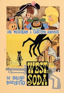 West and Soda - Poster / Capa / Cartaz - Oficial 1