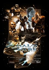Halo Wars - Poster / Capa / Cartaz - Oficial 1