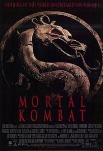 Mortal Kombat - Poster / Capa / Cartaz - Oficial 4