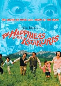 A Felicidade dos Katakuris - Poster / Capa / Cartaz - Oficial 3