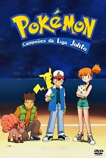 Pokémon (4ª Temporada) - Poster / Capa / Cartaz - Oficial 1