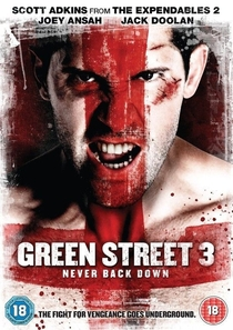 Green Street 3: Never Back Down - Poster / Capa / Cartaz - Oficial 2