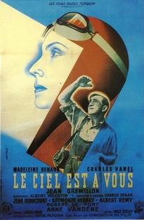 O Céu lhe Pertence - Poster / Capa / Cartaz - Oficial 1