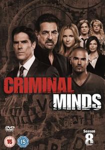 Mentes Criminosas (8ª Temporada) - Poster / Capa / Cartaz - Oficial 1