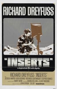 Inserts - Poster / Capa / Cartaz - Oficial 1