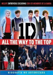 One Direction: All the Way to the Top - Poster / Capa / Cartaz - Oficial 1