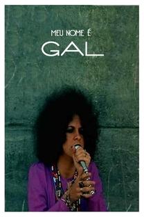 Meu Nome é Gal - Poster / Capa / Cartaz - Oficial 1