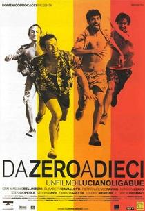 Da zero a dieci - Poster / Capa / Cartaz - Oficial 1