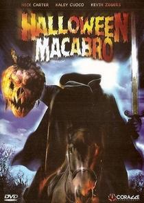 Halloween Macabro - Poster / Capa / Cartaz - Oficial 2