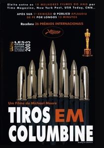 Tiros em Columbine - Poster / Capa / Cartaz - Oficial 6