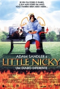 Little Nicky: Um Diabo Diferente - Poster / Capa / Cartaz - Oficial 2