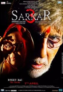 Sarkar 3 - Poster / Capa / Cartaz - Oficial 6