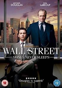 Wall Street: O Dinheiro Nunca Dorme - Poster / Capa / Cartaz - Oficial 6