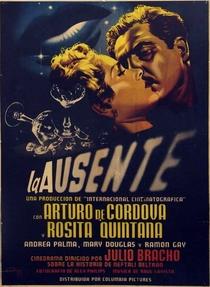 A Ausente - Poster / Capa / Cartaz - Oficial 1