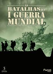 As Batalhas da I Guerra Mundial - As Trincheiras - Poster / Capa / Cartaz - Oficial 1