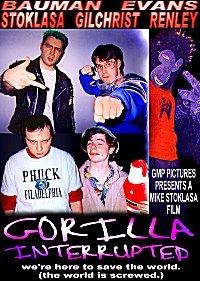 Gorilla Interrupted - Poster / Capa / Cartaz - Oficial 1