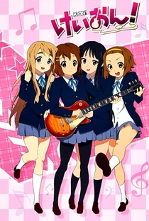 K-On! (1ª Temporada) - Poster / Capa / Cartaz - Oficial 17