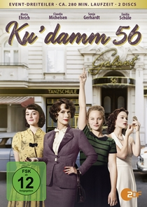 Ku'damm 56 - Poster / Capa / Cartaz - Oficial 1