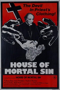 The Confessional: House of Mortal Sin - Poster / Capa / Cartaz - Oficial 3